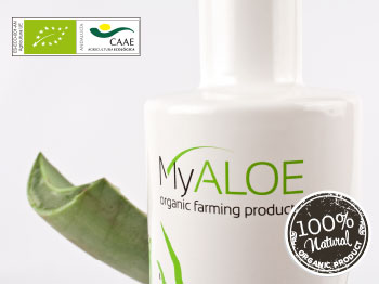 Jugo My Aloe 100% Natural