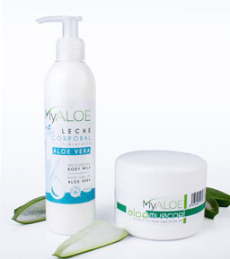 Nuevo Pack My Aloe Massage